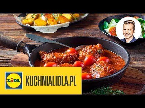 Pieczony Kurczak W Jamajskim Stylu Karol Okrasa Kuchnia Lidla Youtube Food Meat Youtube