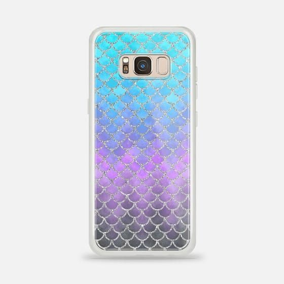 Galaxy S8 Hulle Modern Mermaid Scales 01 By Art Love Passion In 2020 Mermaid Scales Galaxy S8 Samsung Cases