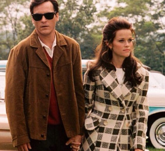 Joaquin Phoenix  Reese Witherspoon; Walk the Line