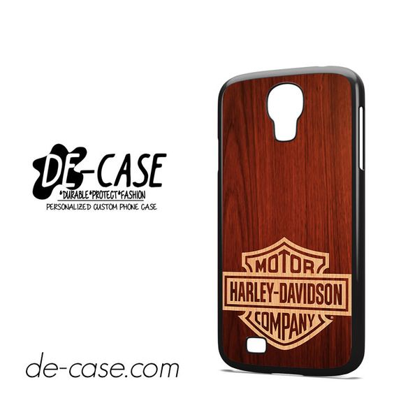 Harley Davidson Wood DEAL-5057 Samsung Phonecase Cover For Samsung Galaxy S4 / S4 Mini