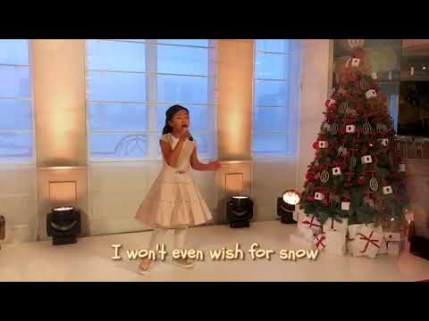 Celine All I Want For Christmas Is You Youtube Christmas All I Want Kids School