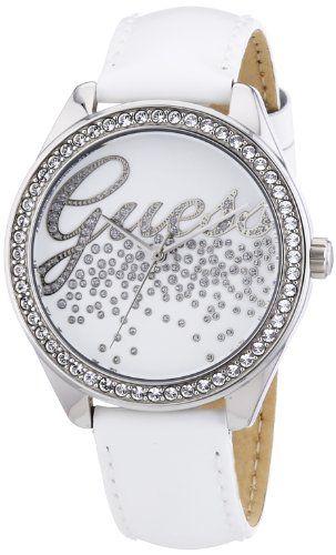 Guess Damen-Armbanduhr Analog Quarz Leder W60006L1 - http://on-line-kaufen.de/guess/guess-damen-armbanduhr-analog-quarz-leder-2