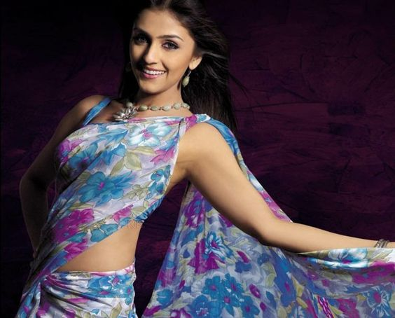 Aarti Chabria hot in sharee