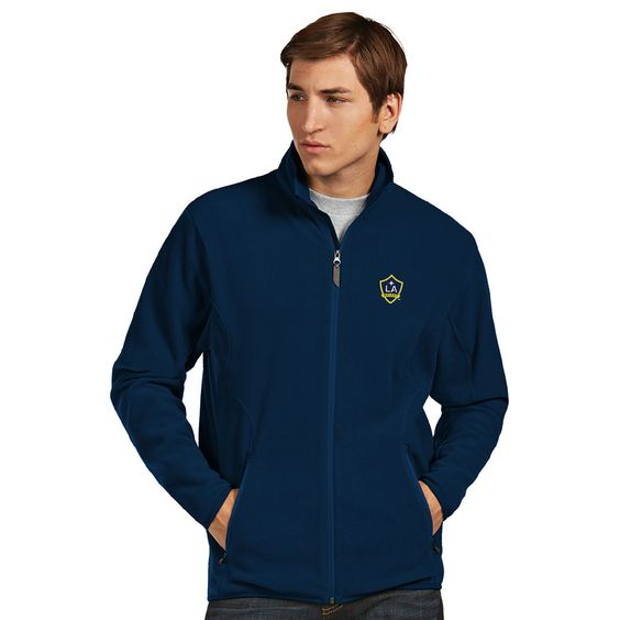 Los Angeles Galaxy MLS Ice Mens Jacket Navy