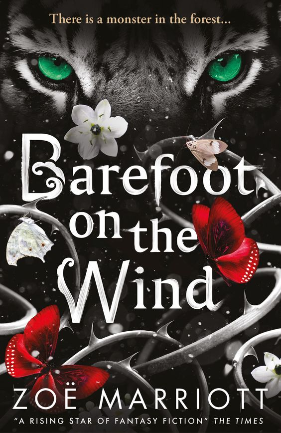 2016 UK paperback cover art for Barefoot on the Wind - Walker Books. Cover design by Maria Soler Canton, art by There.Is Studio.