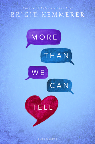 More Than We Can Tell (Letters to the Lost, #2)