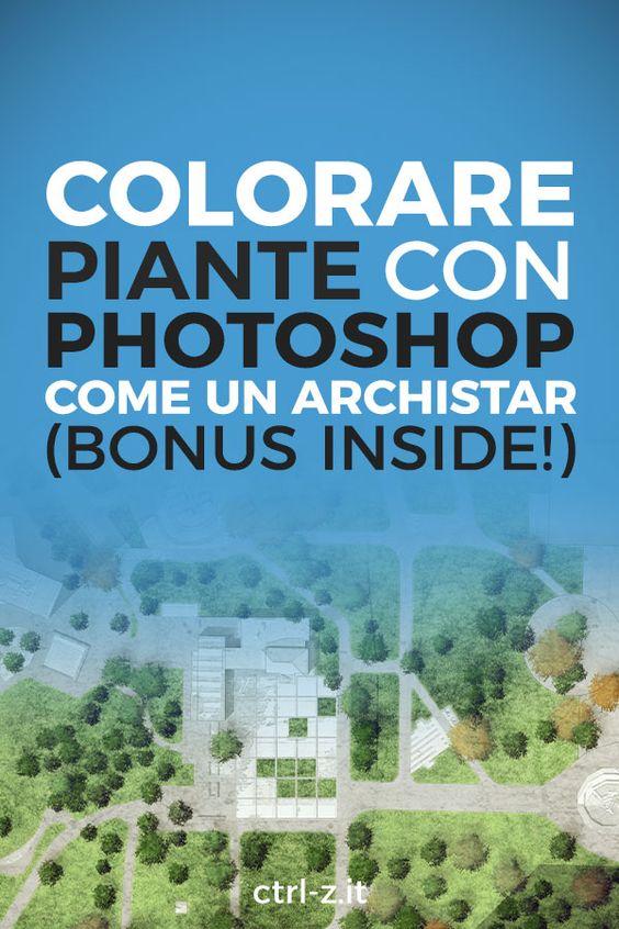 Come fanno i grandi studi di architettura a produrre quelle stupende piante? In questo tutorial ti insegno a colorare piante in Photoshop come un'archistar. Leggi subito il tutorial: ti aspetta un bonus dentro! ;-)