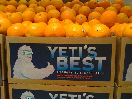 Yeti's Best: