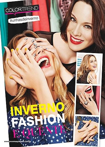 Invierno Fashion (Avon Brasil)