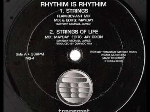 【Derrick May】 Rhythim Is Rhythim - Strings of Life (Original Mix)