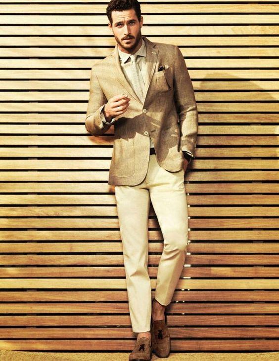 #Men's wear  Massimo Dutti Spring Summer 2014 Collection #Moda Hombre