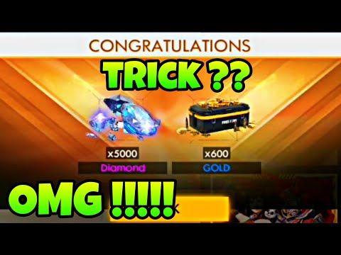 5000 Diamonds From Cricket Loot Box Trick To Get Rare Items In Free Fire Youtube Diamond Free Diamond Diamonds Online