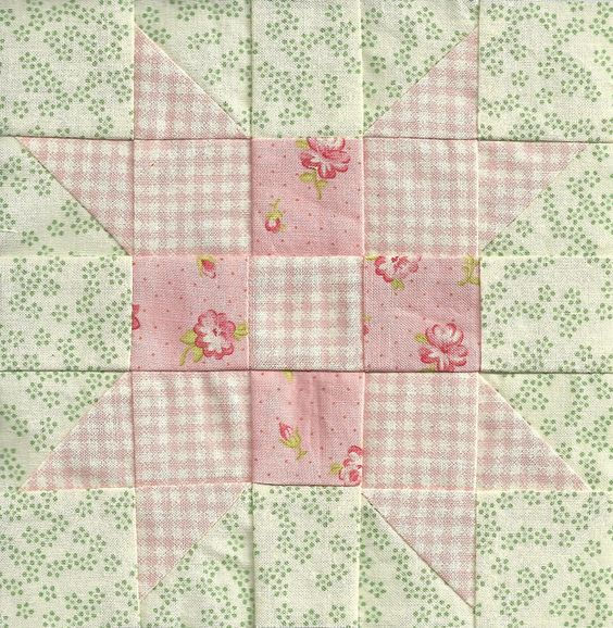 farmer'swifeblock32 by Erin @ Why Not Sew? Quilts, via Flickr