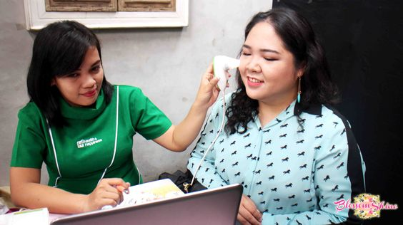 Free Skin Check at the Kalbe H2 Health and Happiness Talkshow