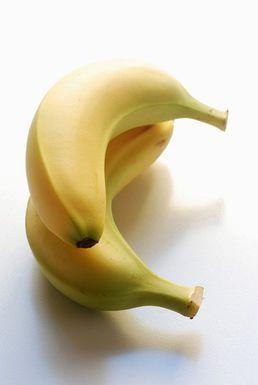 Banane en papillote