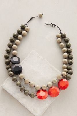 Sylca Rekenrek Layered Necklace #necklace #jewelry: