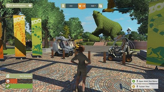 Zoo Tycoon Ultimate Animal Collection Remastered Version Of The Popular Sim Game For Xbox One Zoo Management Games Xbox