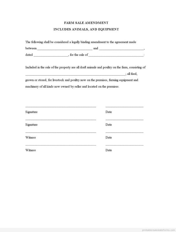 Farm Inventory Record Template Farm equipment forms Pinterest - equipment bill of sale template
