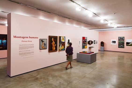 """Exposição """"O Útero do Mundo"""" no MAM- SP com curadoria de Veronica Stigger set/2016 Foto: Renato Parada"""