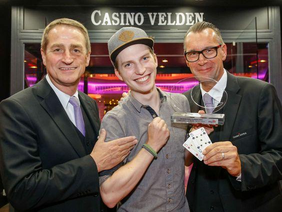 Matthias Habernig ist der Poker Europameister