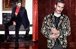 Matt Irwin x Shun Watanabe for Vogue Hommes Japan A/W 2012-2013