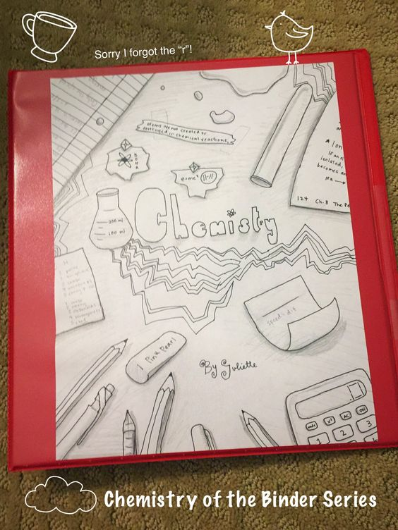 #art #doodle #backtoschool #binder #bindercover #drawing