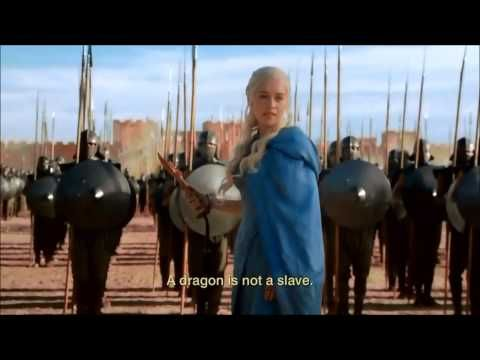 ▶ Mother of Dragons Part Three - YouTube