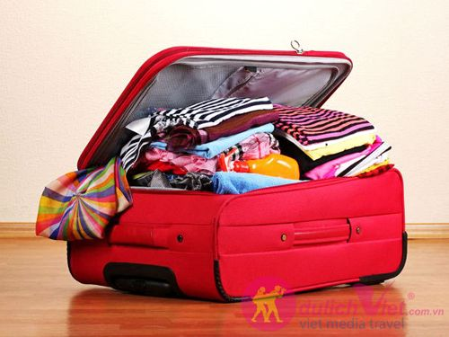 #chuanbididulichtet - Kinh  nghiệm chuẩn bị hành lý khi đi du lịch Tết