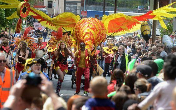 MSS at Stockport Carnival 2015