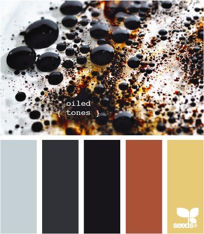 oiled tones