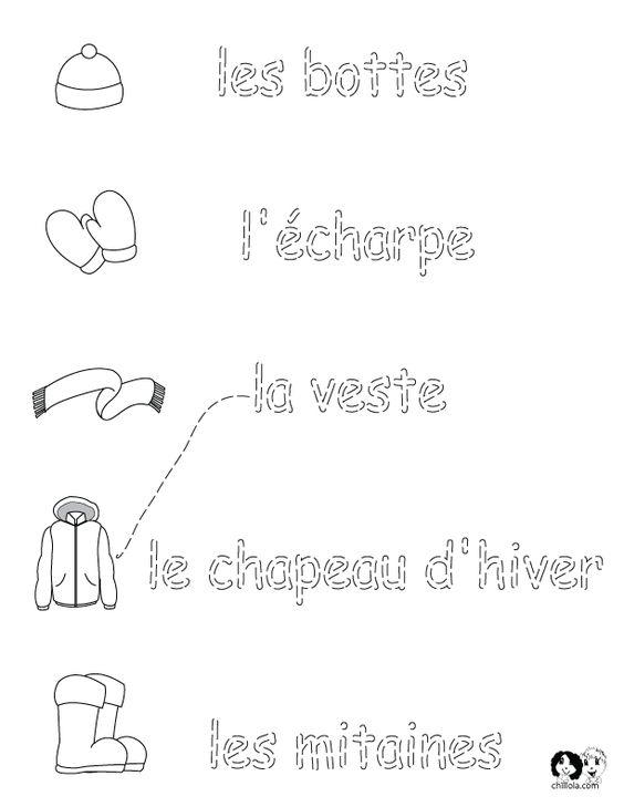 Printables Italian Language Worksheets italian language worksheets versaldobip french winter clothes english for children french