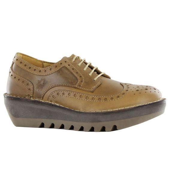 Fly London Jane Camel Womens Shoes in Kleidung & Accessoires, Damenschuhe, Sonstige | eBay