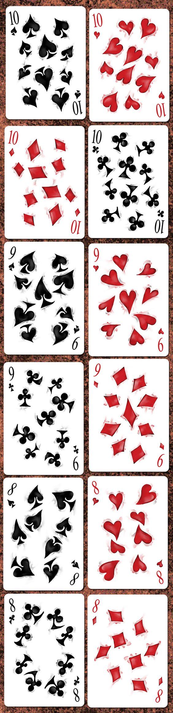 Bicycle Disruption Playing Cards by Collectable Playing Cards — Kickstarter