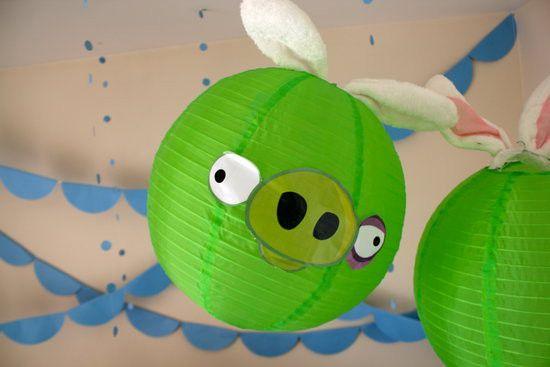 Angry Birds de Páscoa - Madame Tutu - 4845
