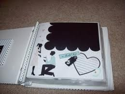 scrapbooking wedding albums - Google Search