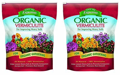 Espoma Vm8 8quart Organic Vermiculite 2 Pack Check Out This