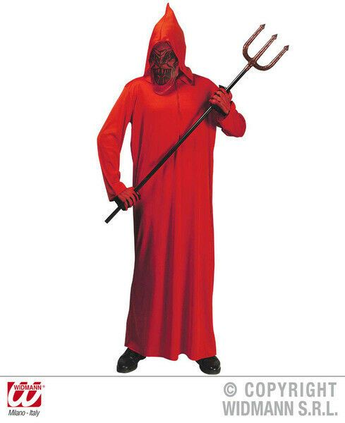 Filles Rouge Petit Diable Costume Halloween Enfant Kids Fancy Dress Party Outfit