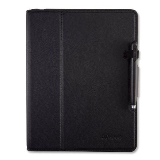 Speck MagFolio with Stylus for iPad 2/3/4 - Black (SPK-A1205)