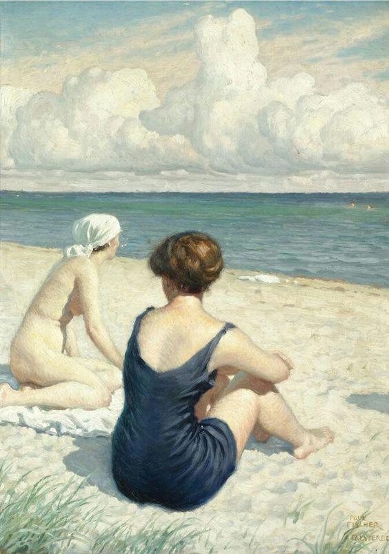 Paul Gustave Fischer(1860-1934):