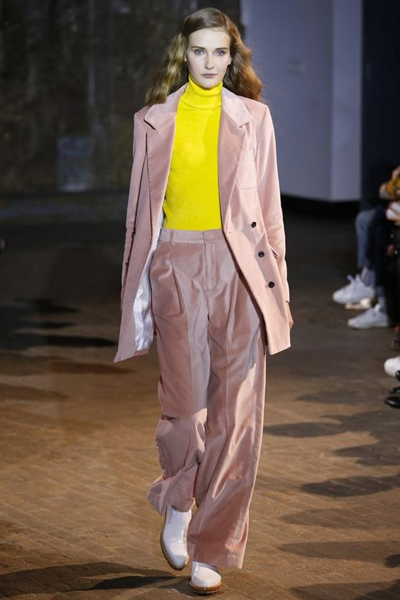 Catwalk photos and all the looks from Creatures of Comfort Autumn/Winter 2016-17 Ready-To-Wear New York Fashion Week: