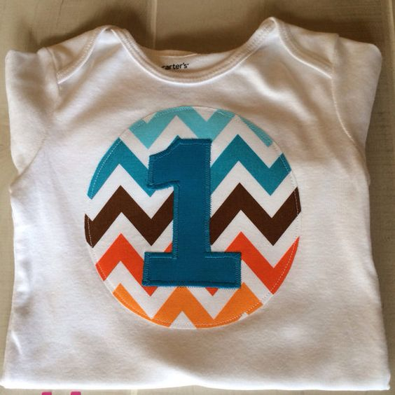 Boy Birthday shirt, Baby boy 1st birthday bodysuit, boys 2nd birthday tshirt, custom number shirt for birthday party, on Etsy, $17.95