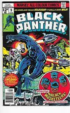 Black Panther #9 Bronze Age Marvel Comics Jack Kirby VF/NM