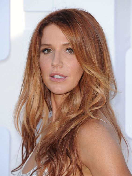 Hair CW, CBS, Showtime Summer TCA Party 2012 - poppy-montgomery Photo