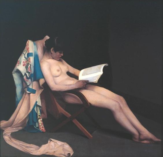 Théodore Roussel 'The Reading Girl', 1886–7: