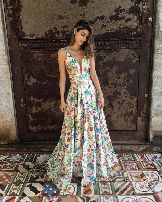 """1,402 curtidas, 70 comentários - Tugore (@tugore) no Instagram: """"Vestido perfeito para um casamento de dia !! ❤️"""""""