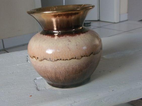 """Vintage  """"hübsche kleine Vase aus den 50/60ern"""" von MajaSt auf DaWanda.com"""