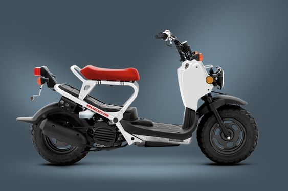 2012 Honda Ruckus, in Pinterest colors $2570