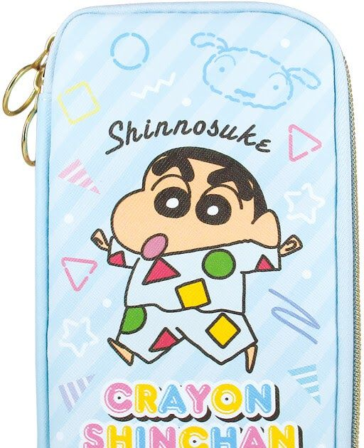 Shin Chan Wallpapers For Mobile Phones Crayon Shin Chan Flat Multi Pencil Case Pajama Export Download High Quality Shin Chan Wallpapers For Free Crayon Shin