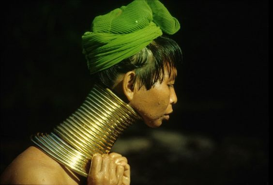 Padaung People (Kayan or Long Neck) are the heritage one of the greatest treasures of the World. The Padaung is an ethnic minority of Myanmar,  a tribe of the Kayin people, some Padaung people are migrant to western Thailand, Meahongson.