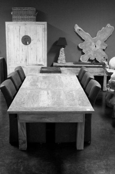 Colonial Warehouse - Meubelen - Landelijke meubelen by Colonial Warehouse Teak en koloniale meubelen, Chinees Antiek, Maatwerk meubelen & Decoratie.